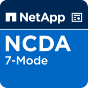 NetApp Certified Data Administrator, Data ONTAP 7-Mode