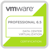 VMware Certified Professional 6.5 – Data Center Virtualization