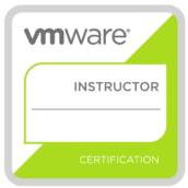VMware Certified Instructor